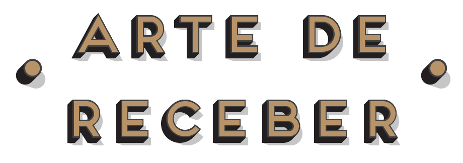 Arte de Receber Logotipo